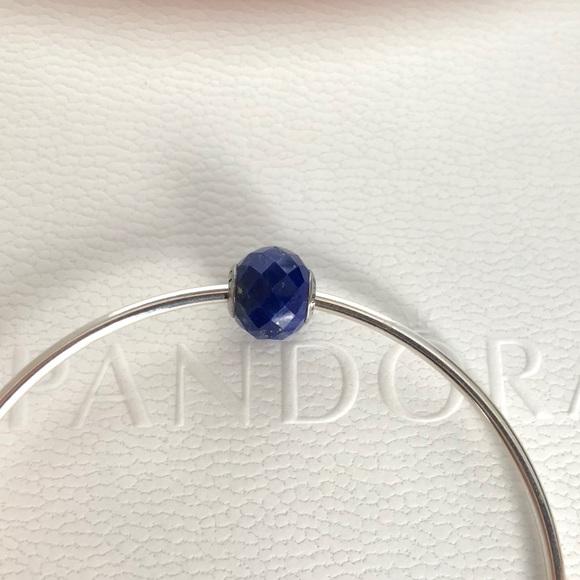 ea2788de3 Pandora Jewelry   Essence Lapis Lazuli Peace Charm   Poshmark